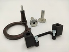 Mounting kit for the WP50 640 steering damper (2)