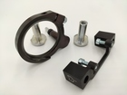 Mounting kit for the WP50 640 steering damper (4)